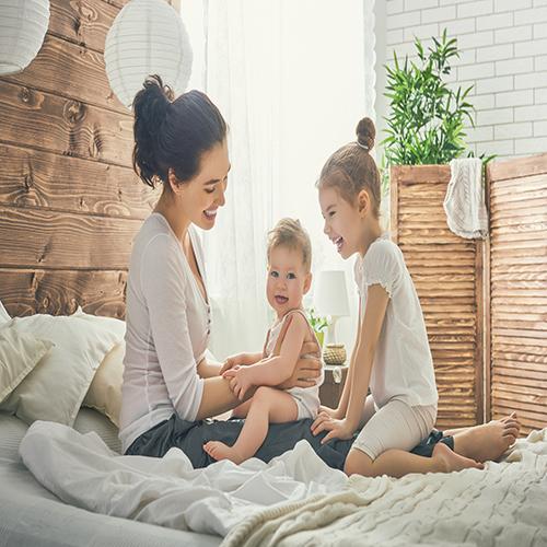 Selezione esclusiva delle famiglie ospitanti
