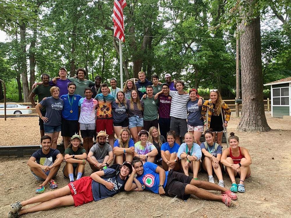 campamentos de verano en Estados Unidos